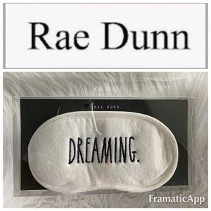 🆕RAE DUNN DREAMING Beauty Sleep Soft Eye Mask